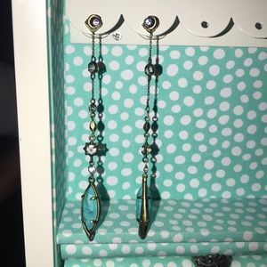 NWOT Kendra Scott Statement Earrings